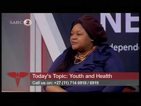 HSRC's Prof Monde Makiwane on Health Talk...