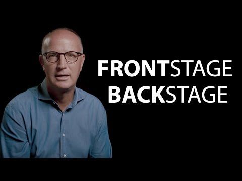 Front Stage | Back Stage:  Lessons From Hamilton