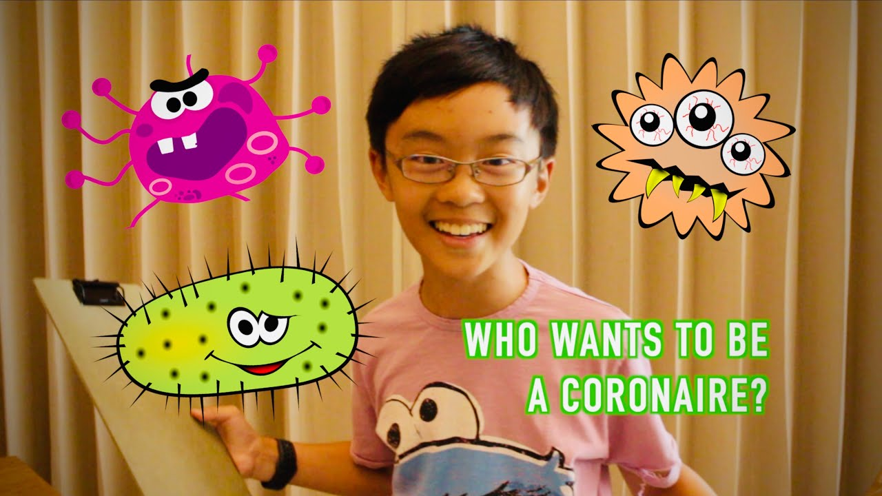 Who Wants To Be A Coronaire?