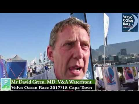 Volvo Ocean Race 2017/18 South Africa leg (V&A Waterfront)