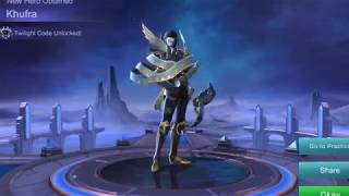 Just another Bad Commentary Gameplay new hero Khufra lol
