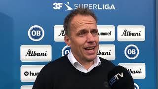 Michelsen efter 3-0 over AC Horsens: Vi var rigtig dygtige i felterne