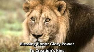 Creations King - Paul Baloche & Graham Kendrick