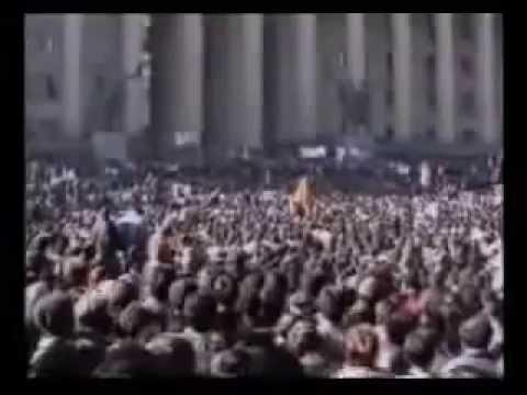 Tbilisi Massacre April 9 1989