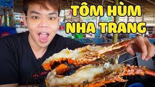 Ăn tôm hùm và ngắm cảnh đẹp ở Bãi Dài Nha Trang (Oops Banana)