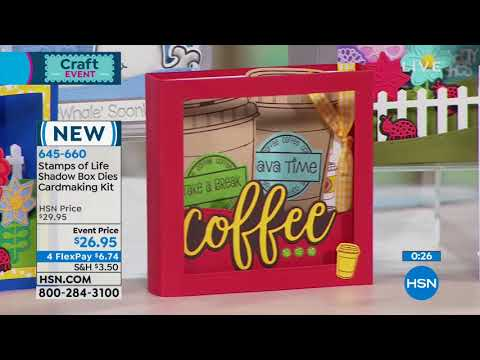 HSN | Paper Crafting Tools & Supplies 01.08.2019 - 03 AM