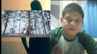 Reaction   lagu yang lagi viral Panek Di Awak Kayo Di Urang