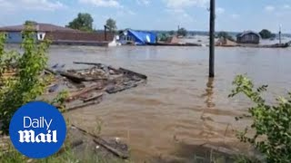 Deadly flood kills five, more than 1100 are evacuated in Siberia