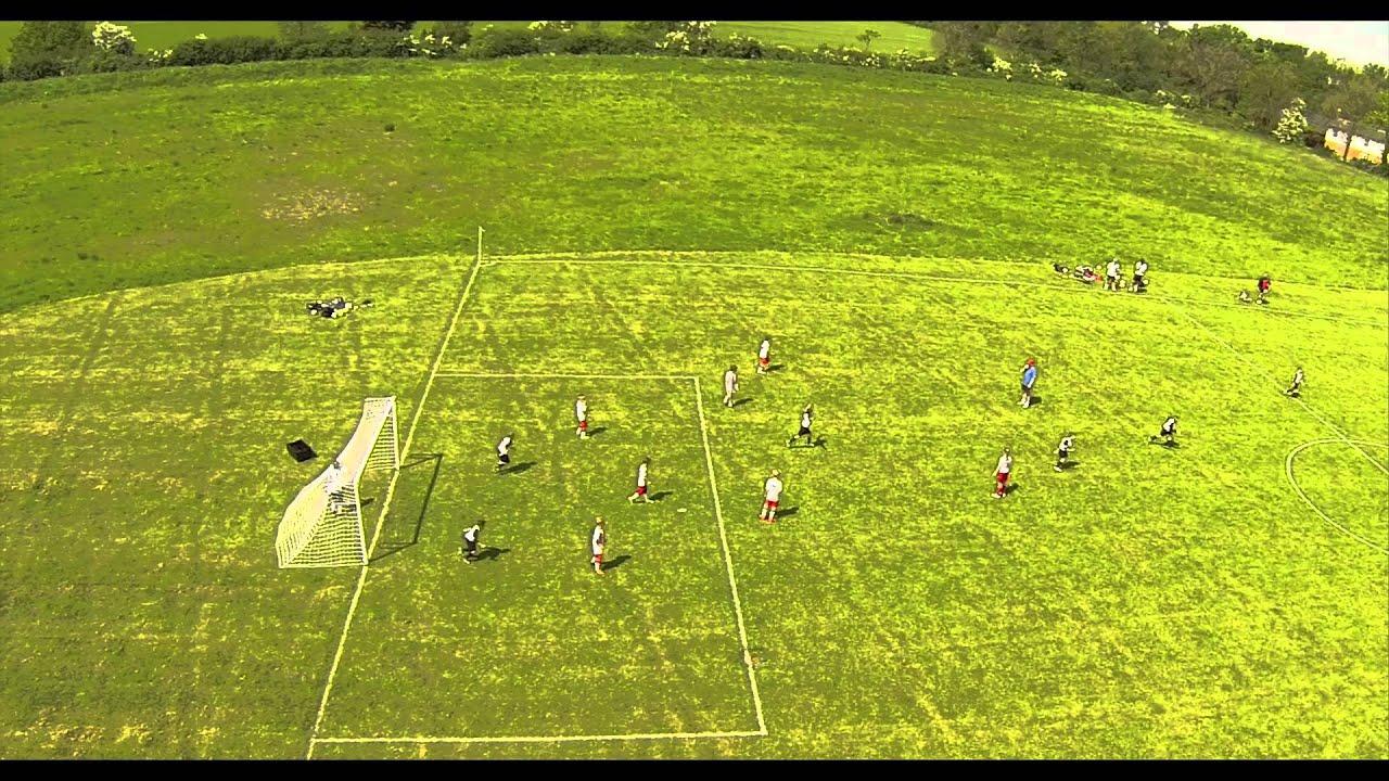 Tyfc Jaguars Matthew Jones Free Kick 17 05 2014 Youtube