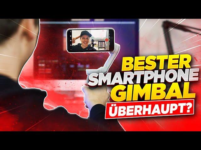 DJI OM4 Review |Lohnt sich der Smartphone-Gimbal?