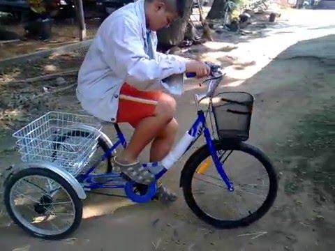 ไปเล่นจักรยานสามล้อ (ทื่1)