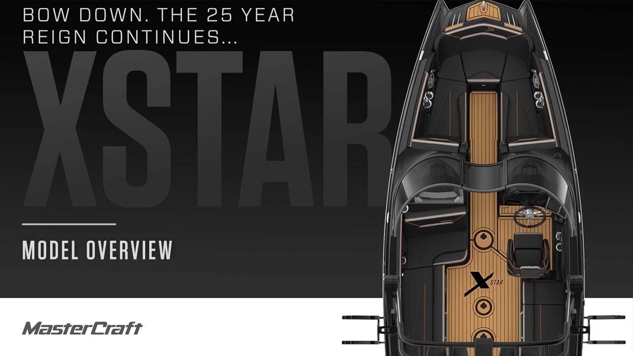Download 2022 MasterCraft XStar   Model Overview
