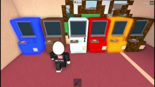 ROBLOX Lumber Tycoon 2 (One Plot Challenge) Ep.9 Expanding the arcade