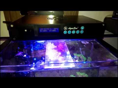 E.Shine AquaSun Marine 24x3 LED Light with Remote Control