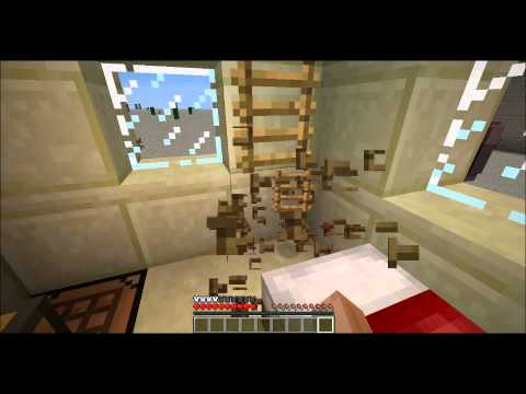 Выживание в пустыни в Minecraft: Алмазы!