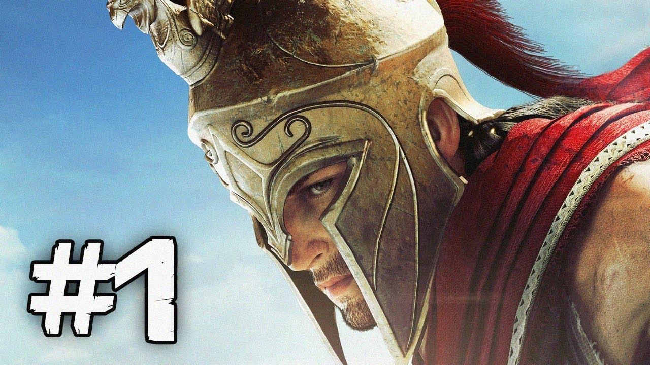 Sát Thủ Hy Lạp – Hậu Duệ 300 Chiến Binh Là Đây !! | Assassin's Creed Odyssey #1