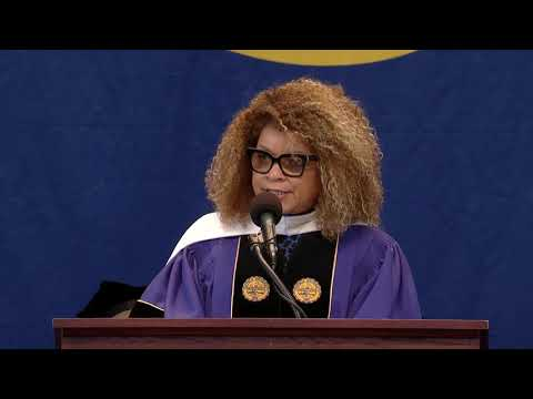 Ruth E. Carter Commencement Address