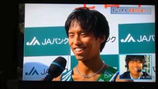 48th National University Men's Ekiden Championships 全日本大学駅伝  06 NOV 2016