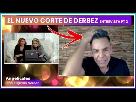 EUGENIO DERBEZ POR ESTA RAZÓN ME CORTÉ EL CABELLO   Entrevista a Derbez parte 2