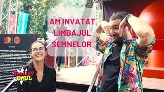 Smiley Omul (51) - Am invatat limbajul semnelor la Summer Well