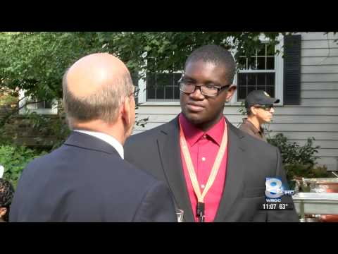RIT on TV: RIT supports Rochester City Scholars - on WROC