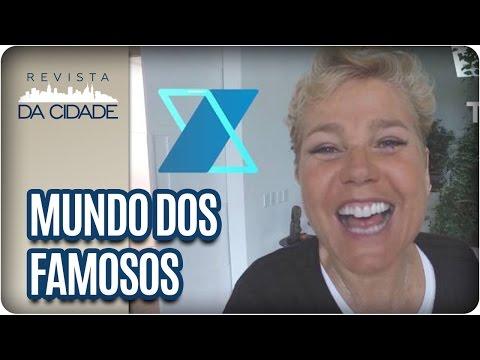 Ludmilla, Daniele Suzuki e Xuxa - Revista da Cidade (19/01/17)