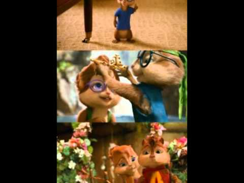 born to make you happy version chipmunks and chipettes