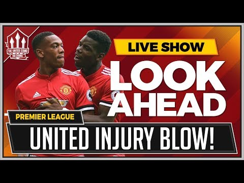 MAN UNITED vs LIVERPOOL LIVE Preview | MOURINHO Press Conference Reaction