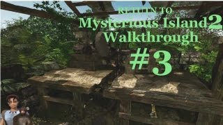 Return to Mysterious Island 2 Walkthrough part 3