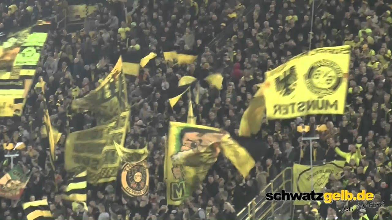 Dortmund - Tottenham Stimmung Fans 3-0 BVB - Spurs 2016