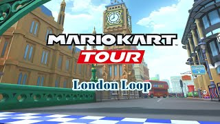 [Original Music] London Loop Soundtrack | London Tour | Mario Kart Tour