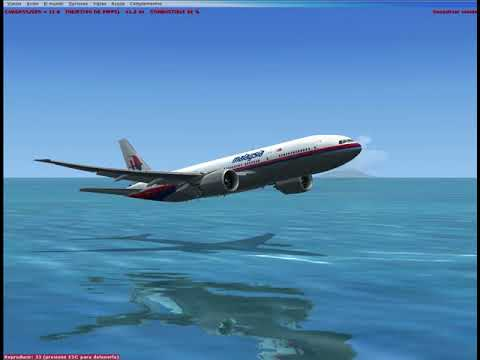 MH370 SOUTH INDIAN OCEAN DITCHING March 08 2014