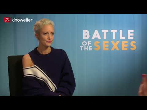 Andrea Riseborough BATTLE OF THE SEXES