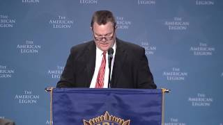 Senator Tester Speaks to Legionnaires at Washington Conference
