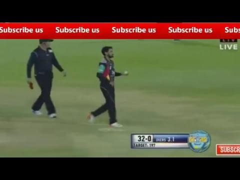 Trinbago Knight Riders vs Barbados Tridents