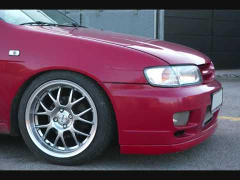 Almera GTI n15 turbo - YouTube