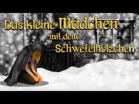 Märchen 📖 Das kleine Mächen mit dem Schwefelhölzchen [Hörbuch] - Hans Christian Andersen