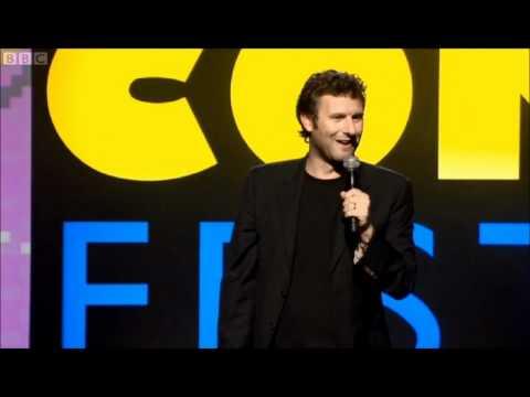 Edinburgh Comedy Fest Live 2010 Part 1/4