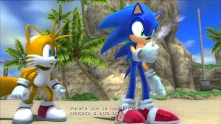 Sonic the hedgehog ps3 parte 1 castellano