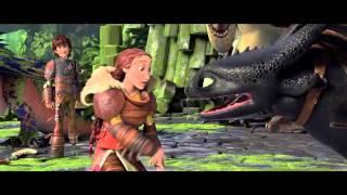 Cómo Entrenar a Tu Dragón 2 – Es precioso