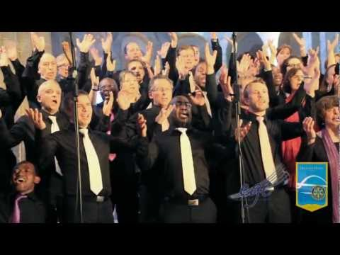 Concert de l'Emmanuel Gospel Choir à Beaugency - © EGC 2012