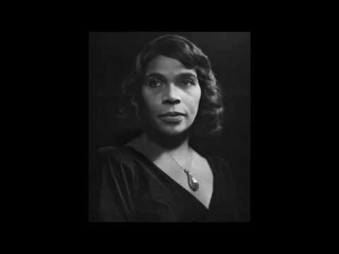 MARIAN ANDERSON - THE BEST - Schubert Ave Maria