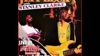 Jeff Beck with Stanley Clarke - Freeway Jam (live version)