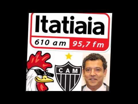 NARRAÇÕES MAIS TRISTES DO CAIXA (RÁDIO ITATIAIA BH) NAS GRANDES DERROTAS RECENTES DO GALO