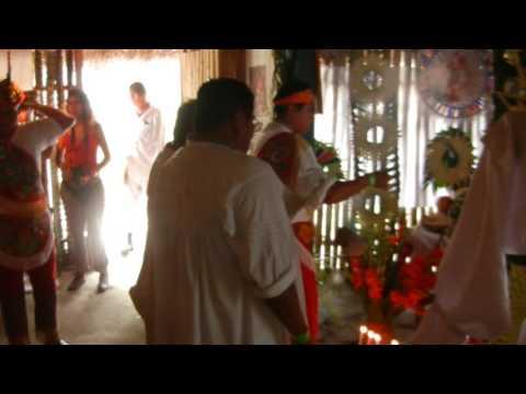 Canción rituala de totonacos - Totonaku rituāla dziesma