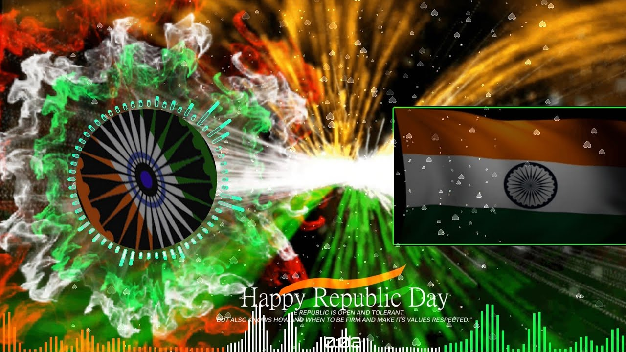7 45 MB] New Republic Day avee player template|Insta