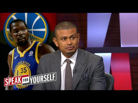 Earl Watson on Durant's ejection against the Pelicans, LaVar's Big Baller Brand | SPEAK FOR YOURSELF