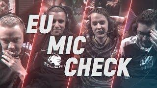 EU LCS Mic Check: Week 5 | Spring Split 2018