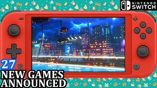 All 27 New Switch Games ANNOUNCED Release Week 3 February 2020 | Nintendo Direct News