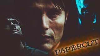 Hannibal/Will - Papercut